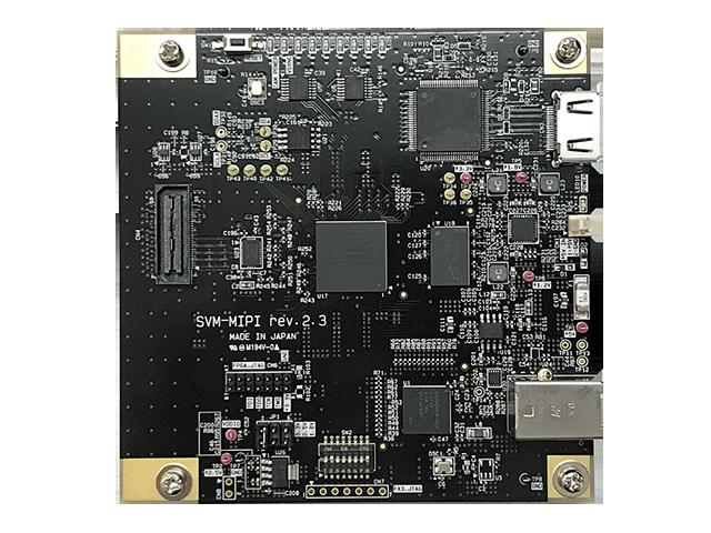 Monitor board SVM-MIPI